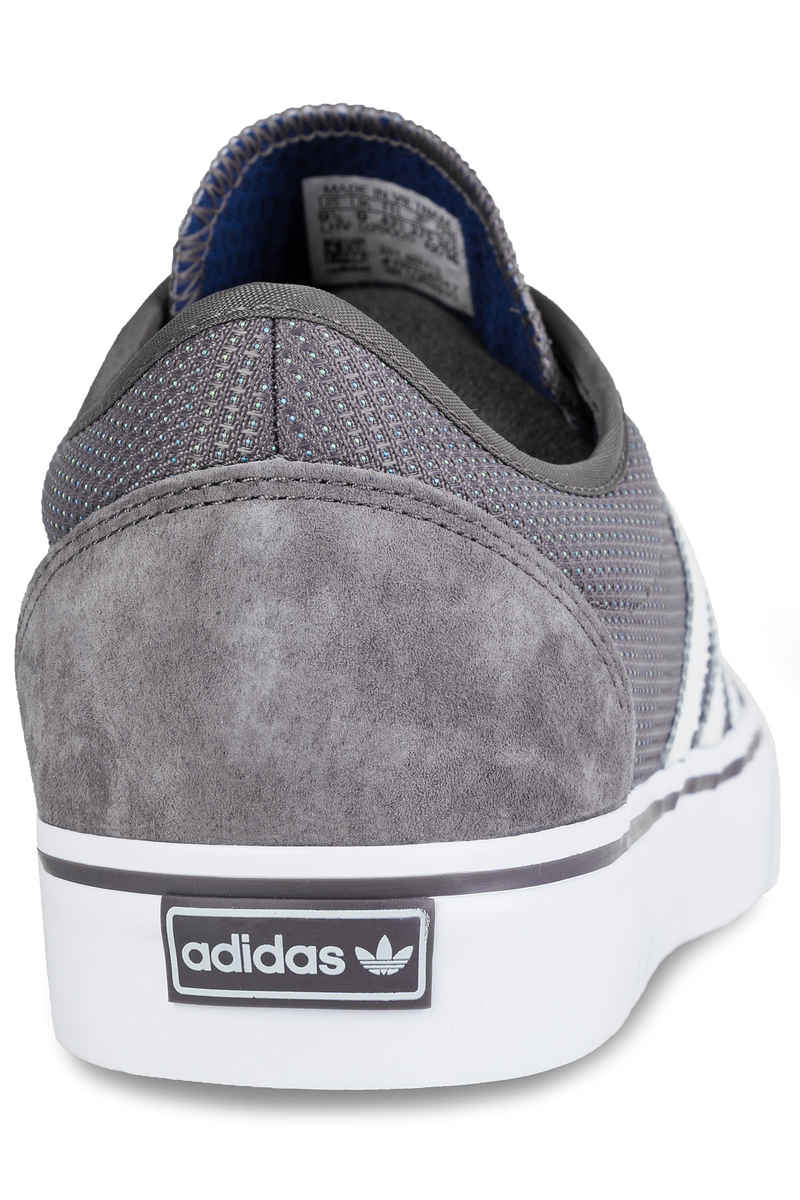 d36ccfeb698 adidas Adi Ease Shoes (trace grey white mystery blue) buy at skatedeluxe