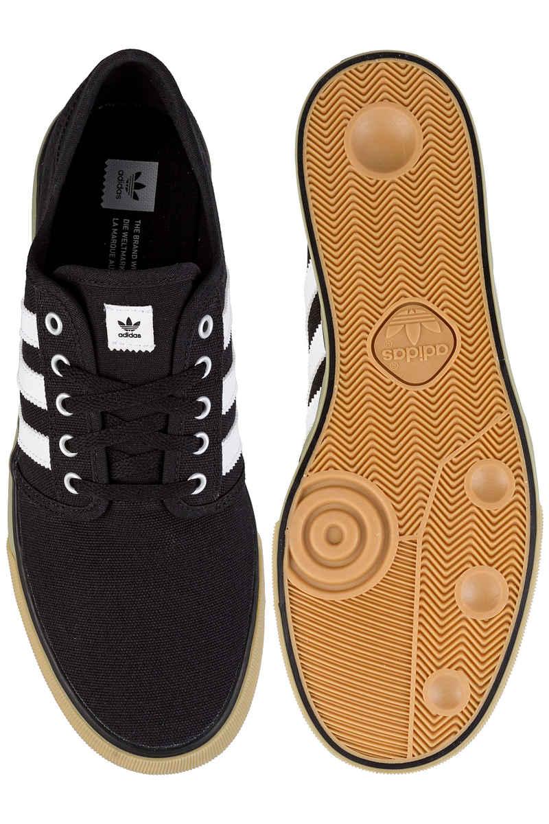 adidas Seeley Decon Shoes (core black white gum)
