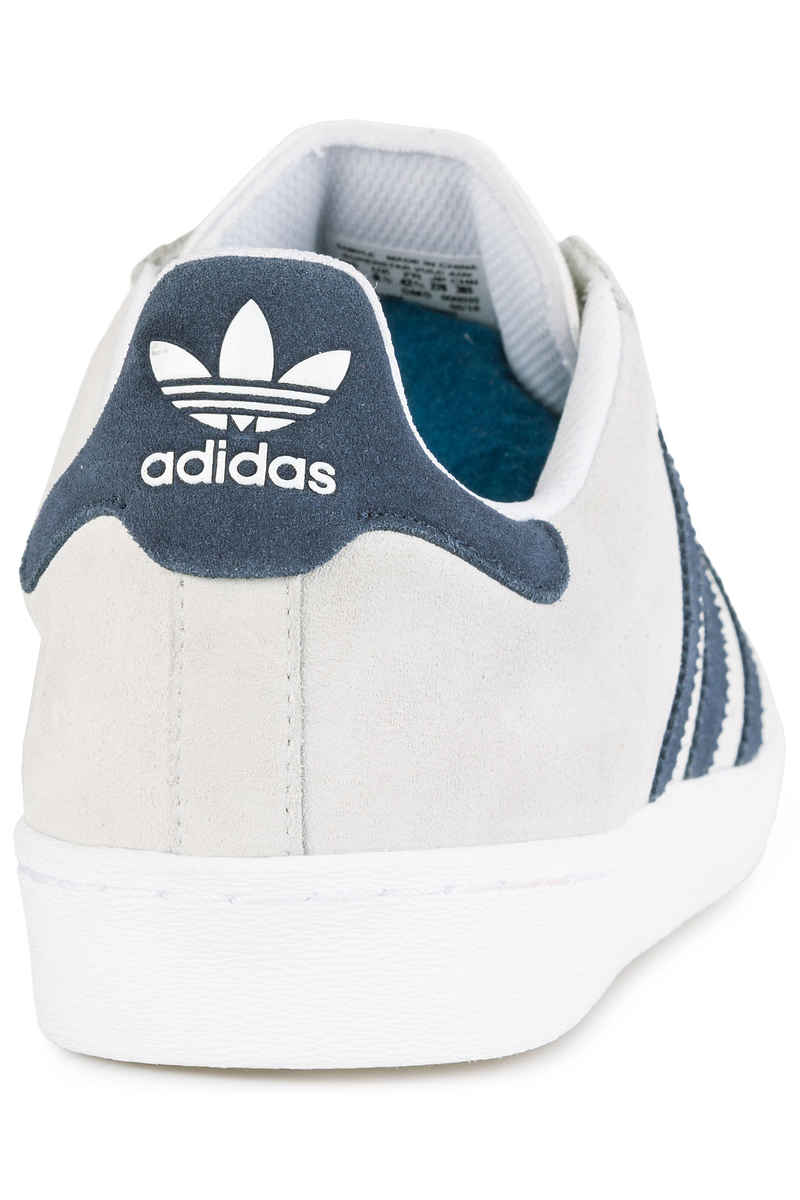 adidas superstar vulc adv schuh crystal white navy white. Black Bedroom Furniture Sets. Home Design Ideas