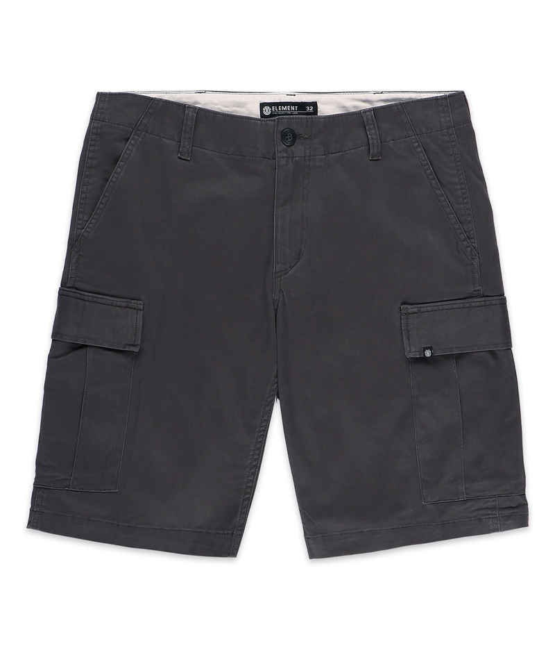 Element Legion Cargo Shorts (off black)