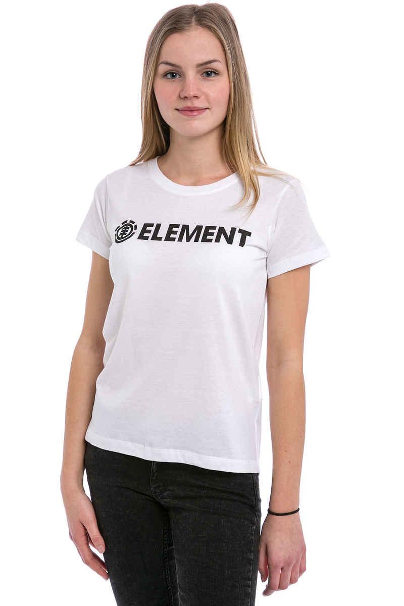 Element Logo T-Shirt women (white)