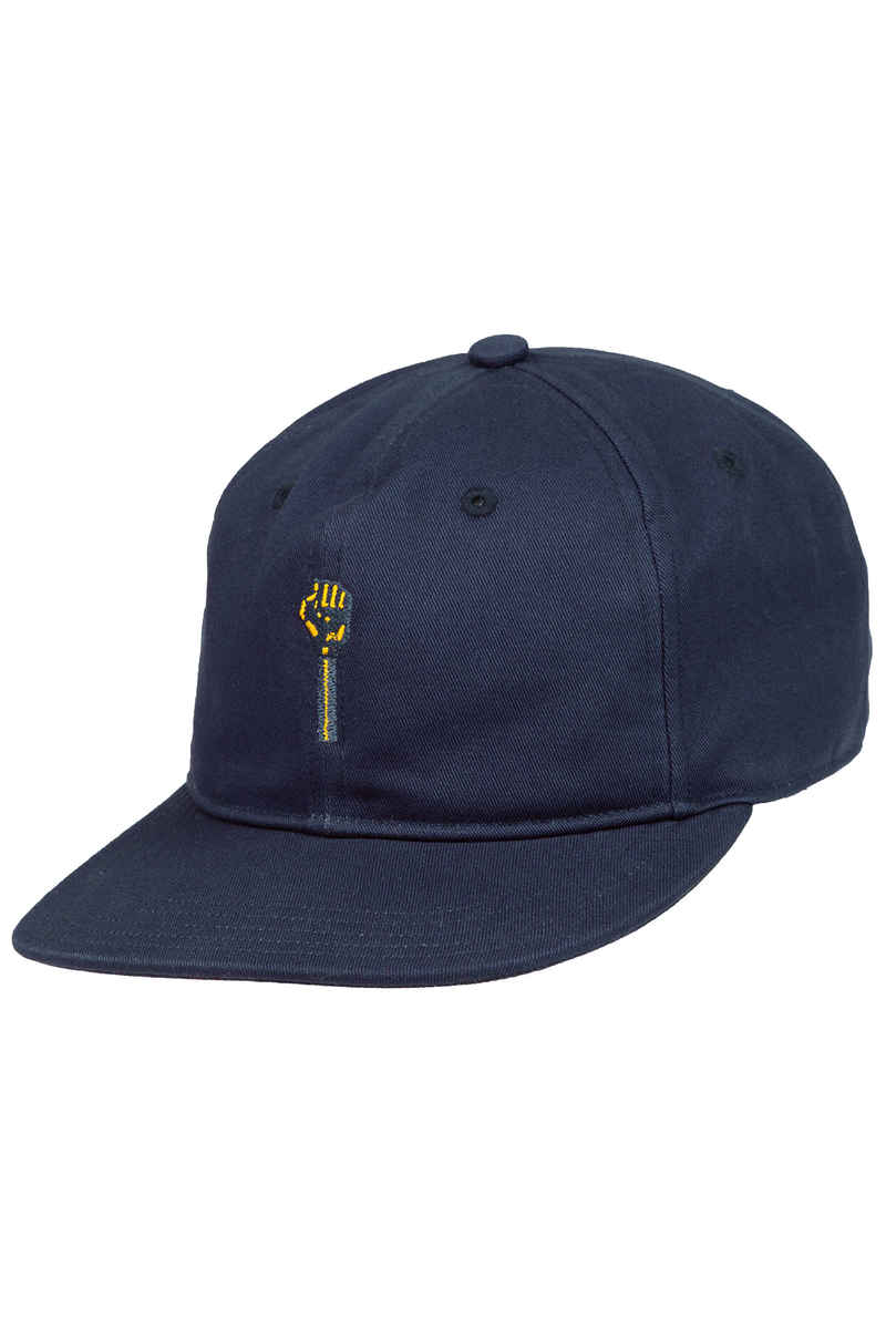 adidas x Hardies 6 Panel Cap (collegiate navy)