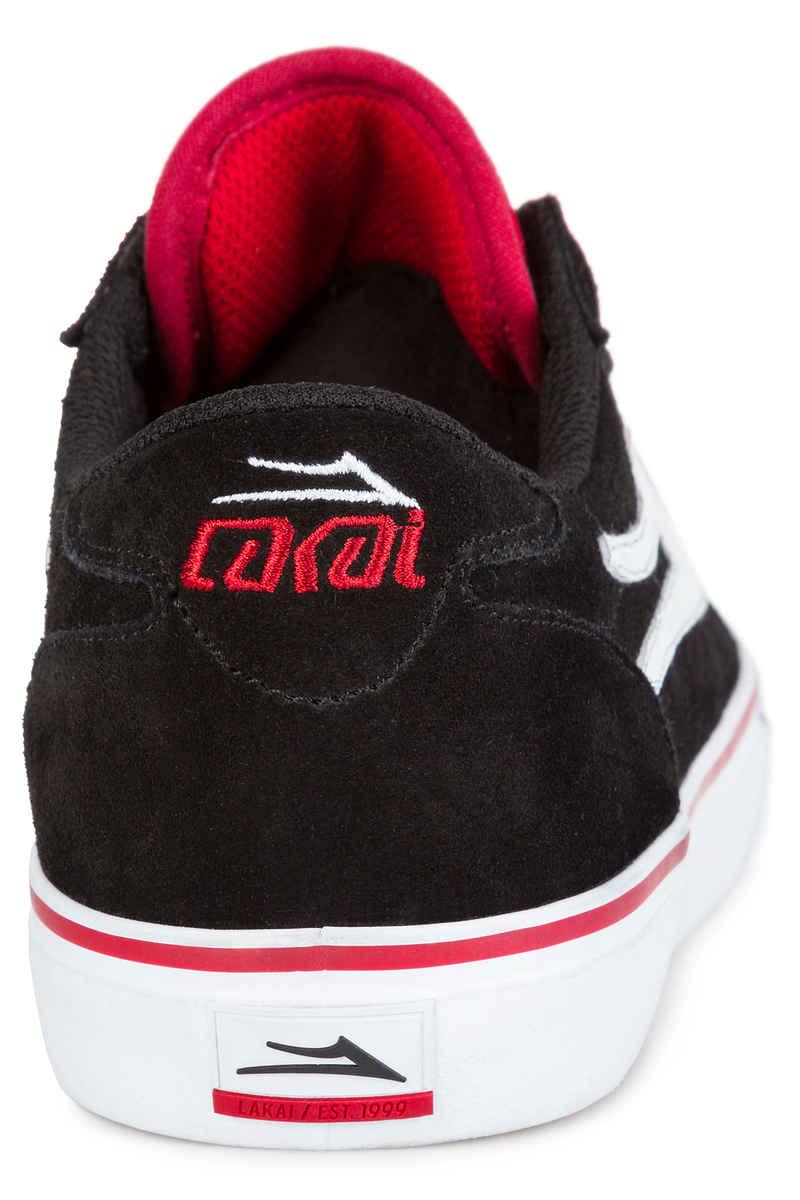 Lakai Manchester Suede Chaussure (black)