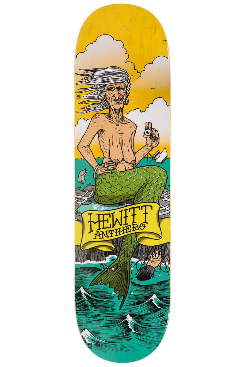 """Anti Hero Hewitt Sea Hags 8.25"""" Deck"""