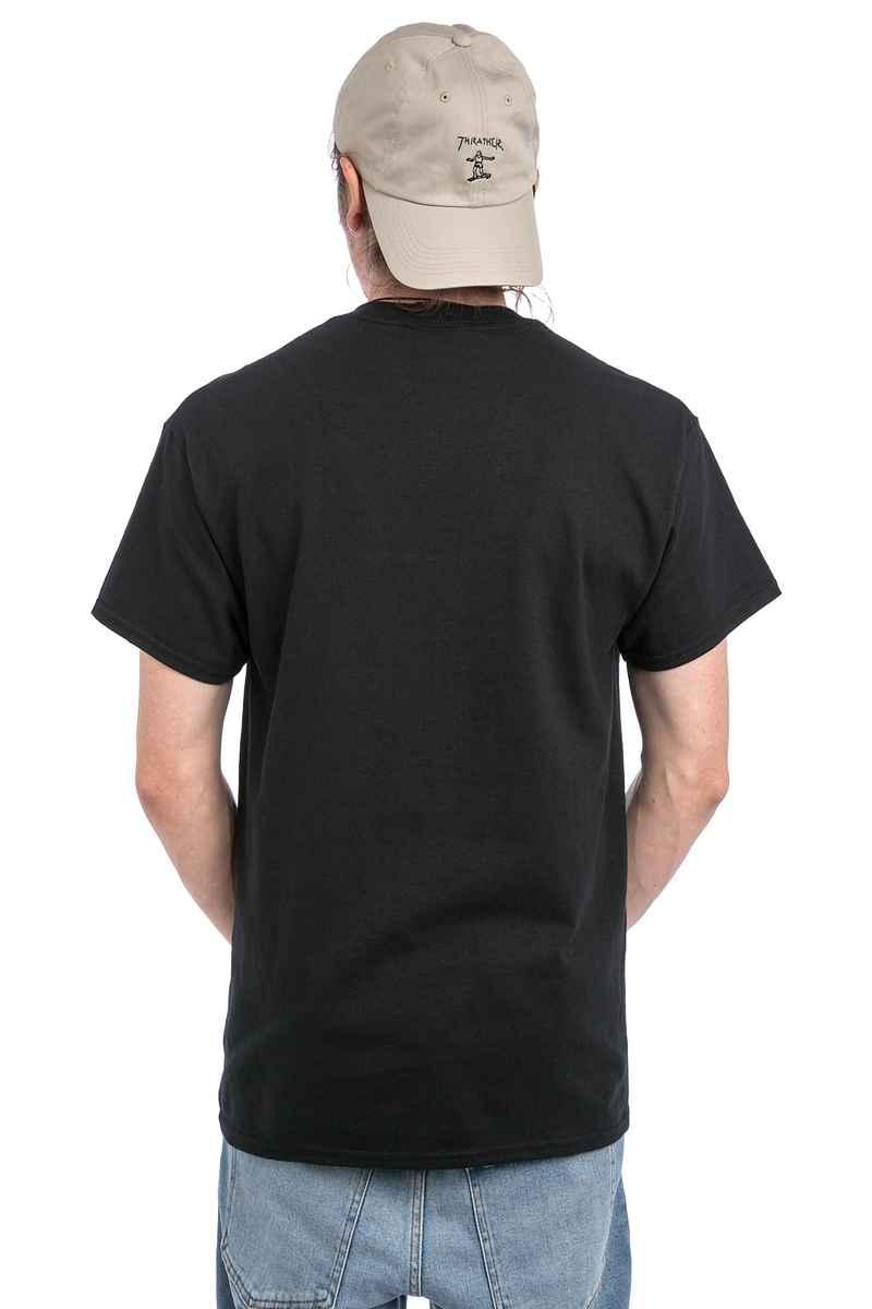 Thrasher Menorah T-Shirt (black)