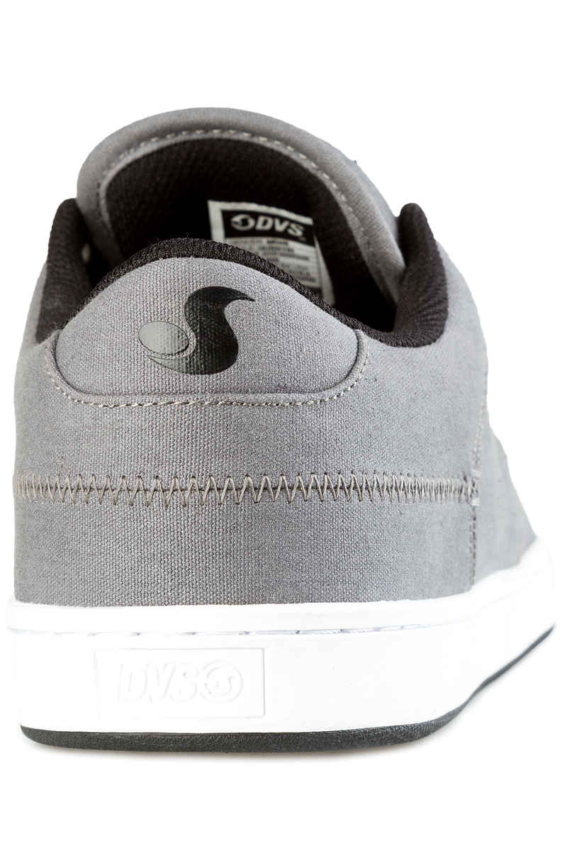 DVS Quentin Canvas Shoes (charcoal)