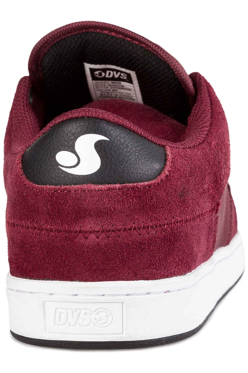 DVS Quentin Suede Shoes (port)