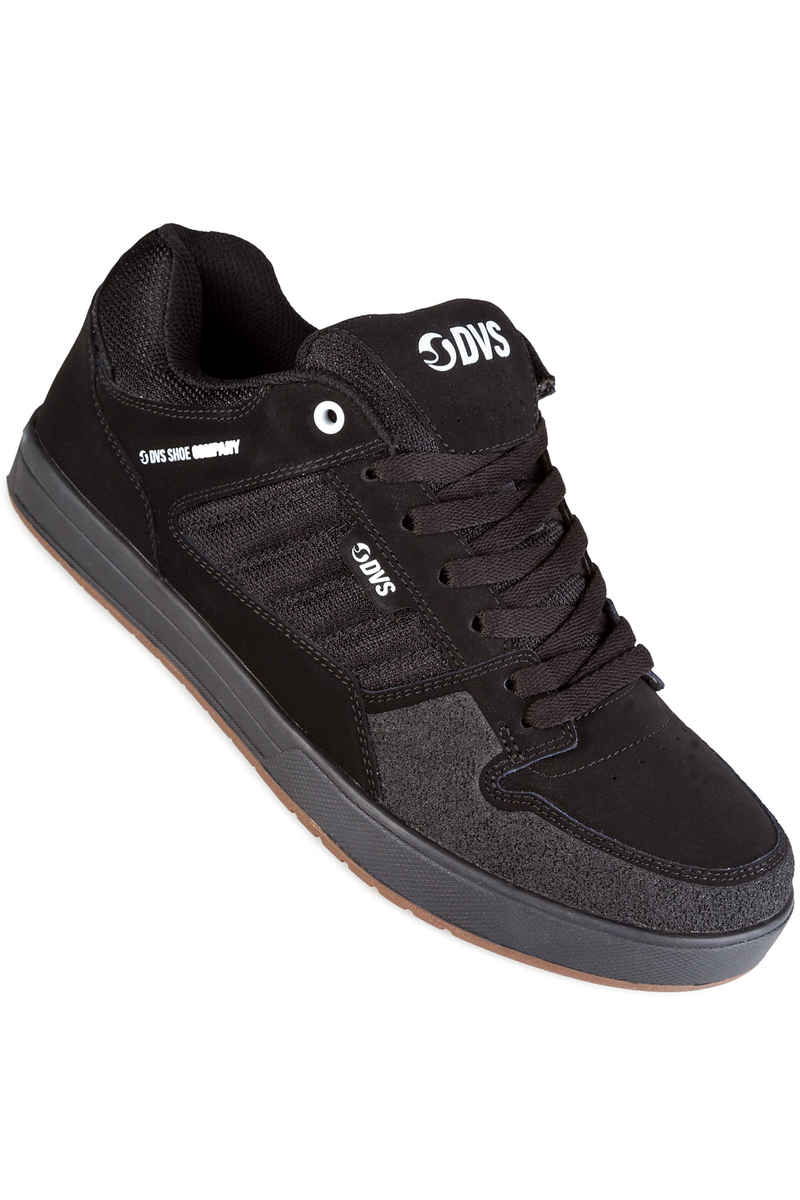 DVS Portal Nubuck Shoes (black)