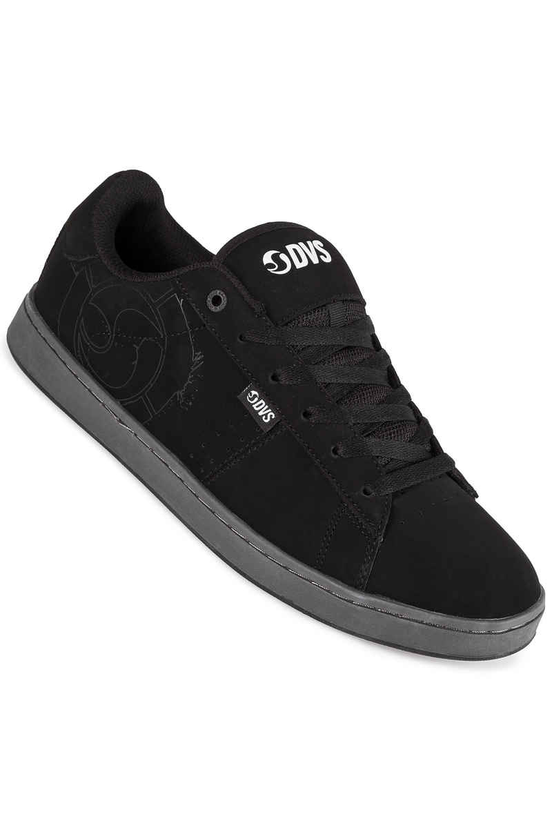 DVS Revival 2 Leather Shoes (black)