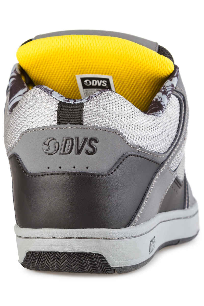 DVS Enduro 125 Leather Shoes (black grey deegan)
