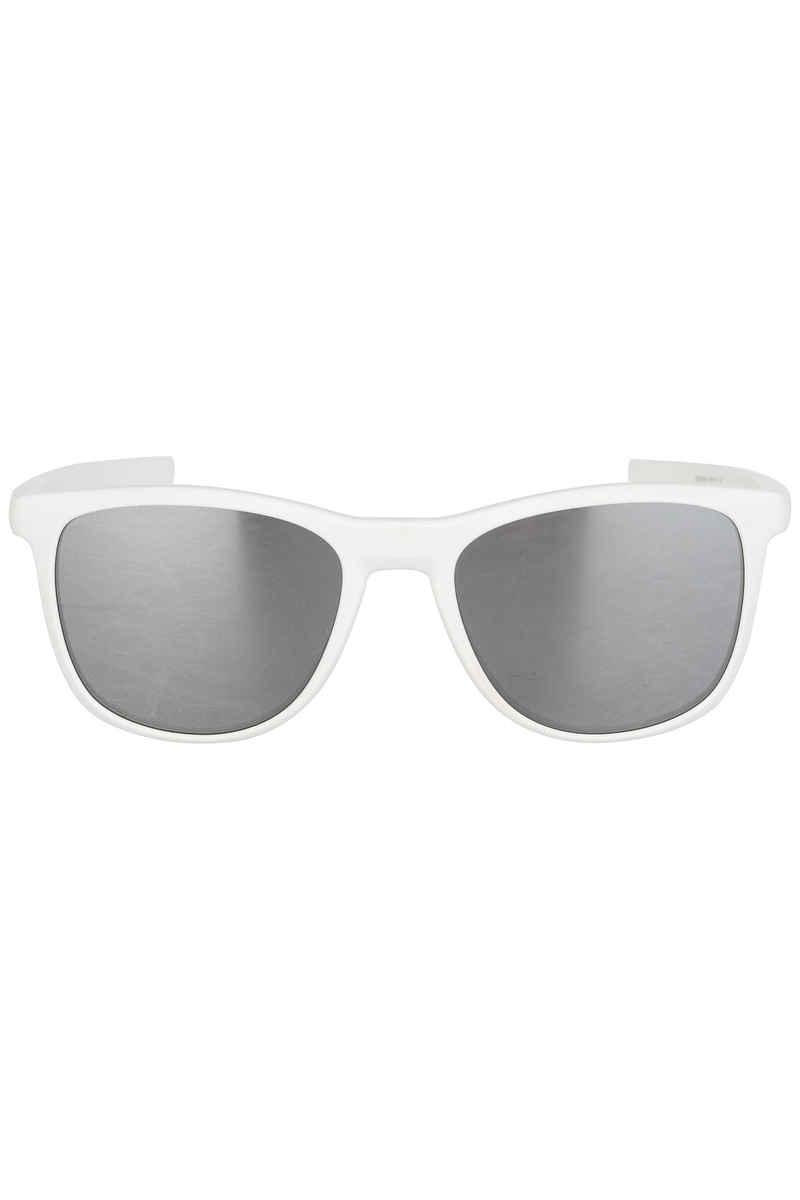 Oakley Trillbe X Sunglasses (matte white chrome iridium)