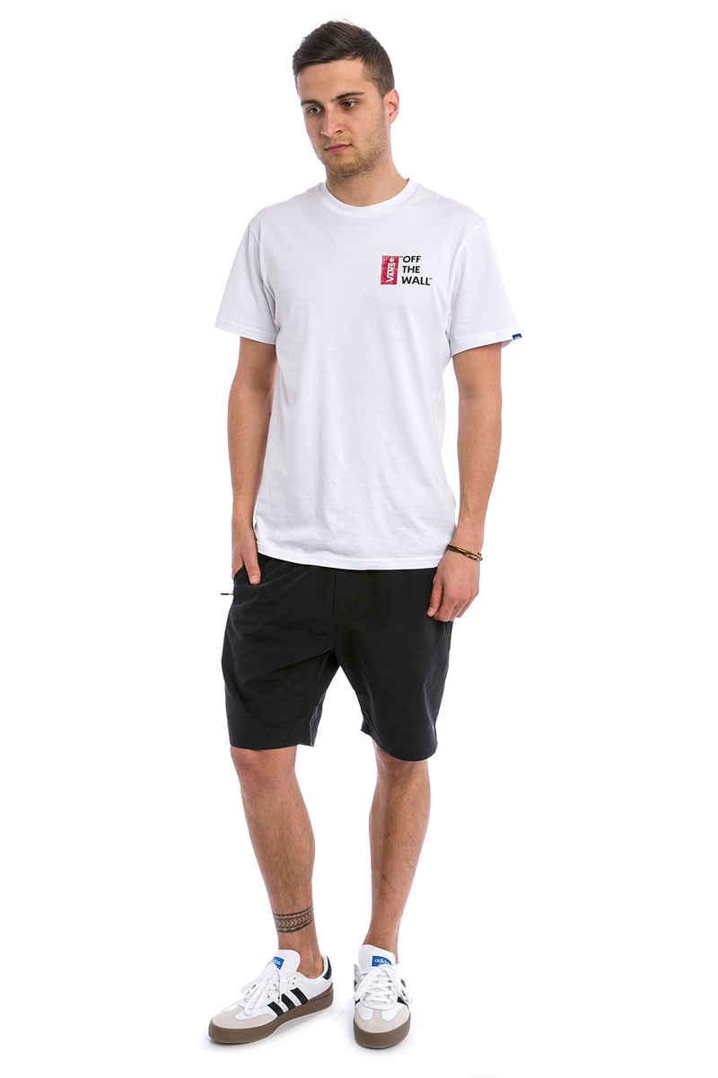 REELL Tech Zip Shorts (black)