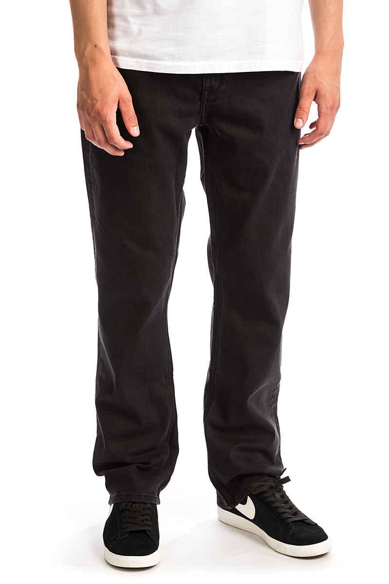 Volcom Solver Jeans (ink black)