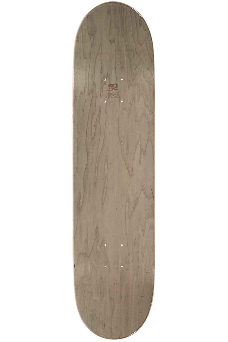 "MOB Skateboards Handplant 8"" Planche Skate (beige)"