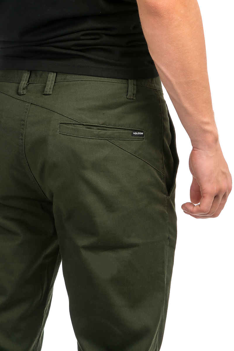 Volcom Frickin Modern Stretch Hose (dark green)