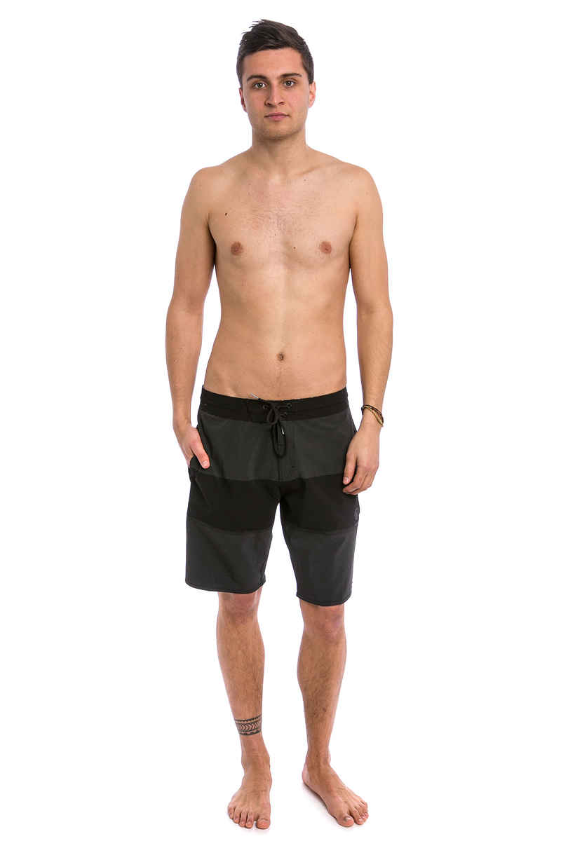 Volcom Quarta Static Stoney Boardshorts (black)