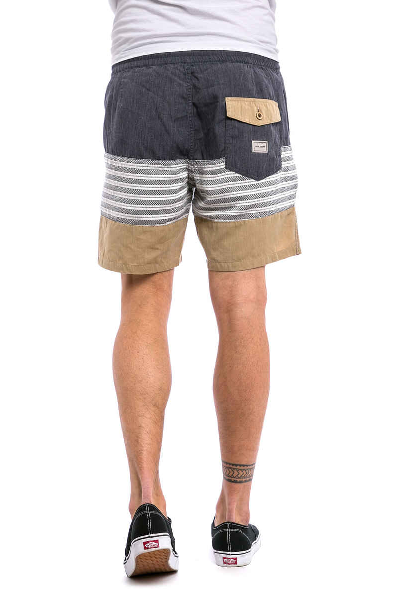 Volcom Threezy Jammer Shorts (navy)