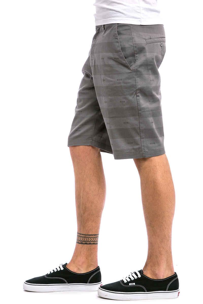 Volcom Frickin Modern Print Shorts (pewter)