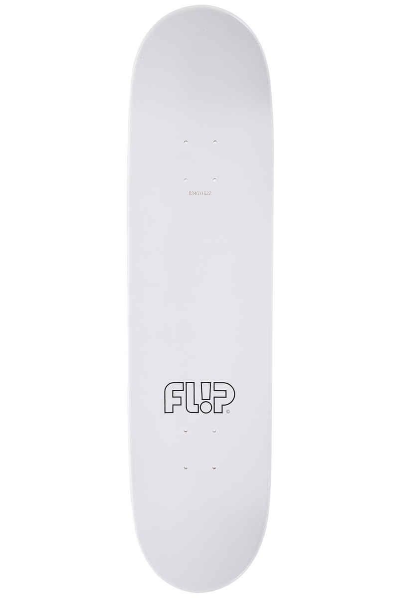 "Flip Team Odyssey 8"" Deck (whiteout)"