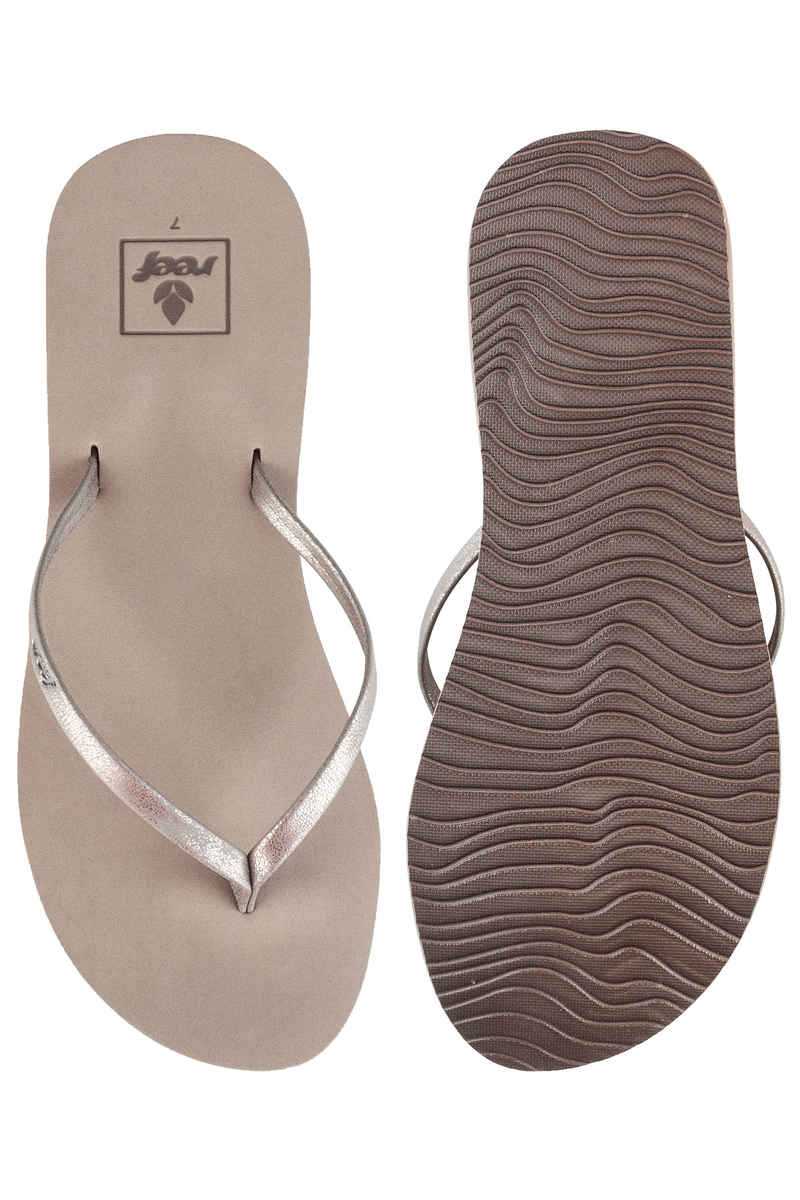 Reef Bliss Nights Teenslippers women (pewter)