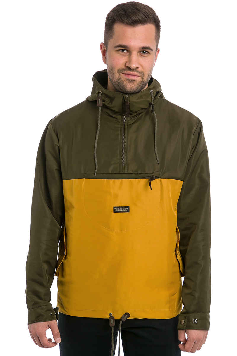 Turbokolor Freitag Jacket (yellow green)