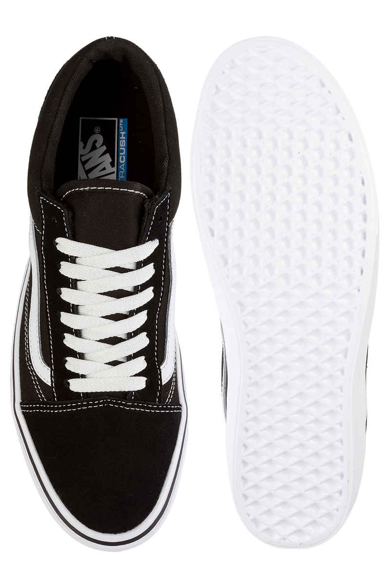Vans Old Skool Lite Schuh (black white)