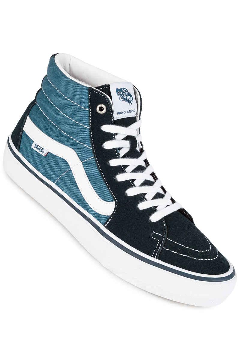 Vans Sk8-Hi Pro Shoes (navy stv navy)