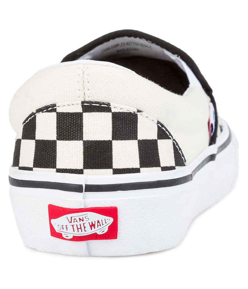 Vans Slip-On Pro Chaussure (black white)