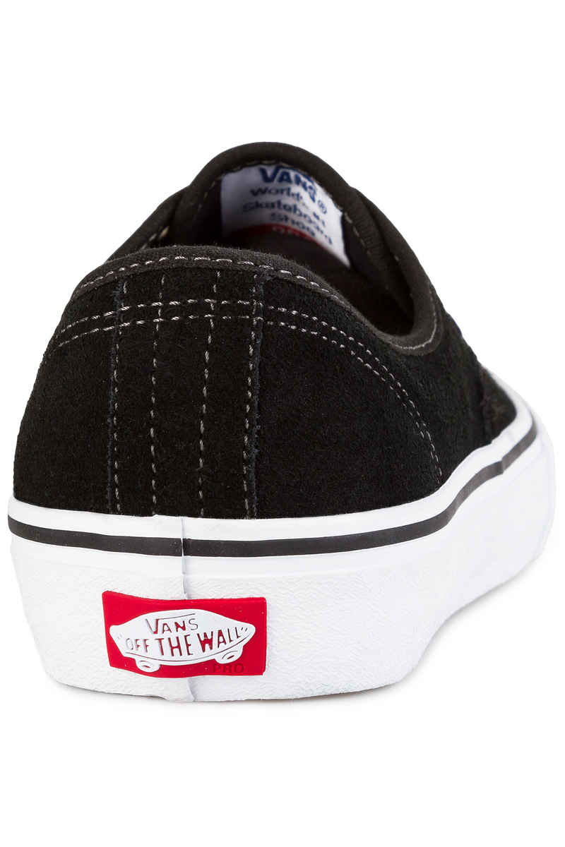 Vans Authentic Pro Suede Shoes (black)