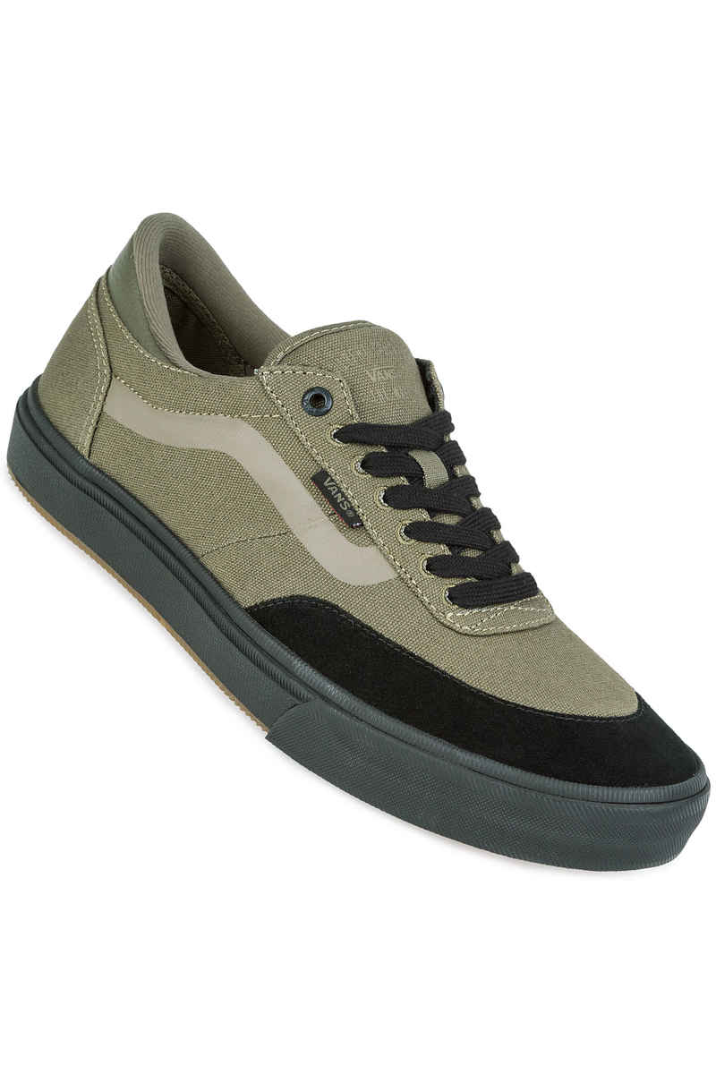 Vans Gilbert Crockett 2 Pro Shoes (ivy green black)