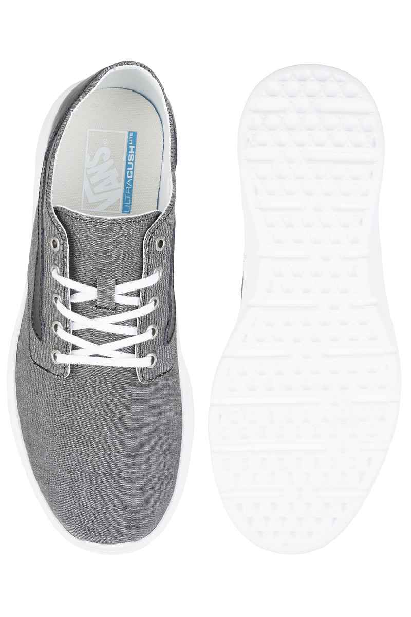 Vans Iso 2 Shoes (chambray black) buy at skatedeluxe 482d98506