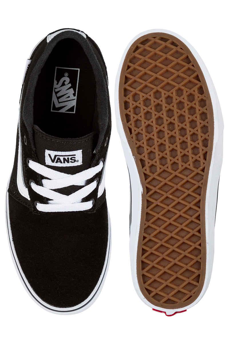 Vans Chapman Stripe Schuh kids (black white)