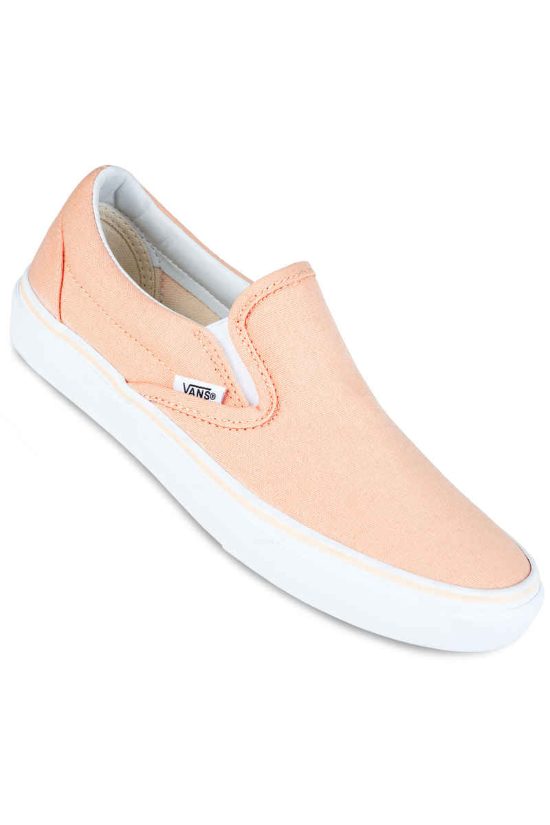 Vans Classic Slip-On Zapatilla women (tropical peach true white)