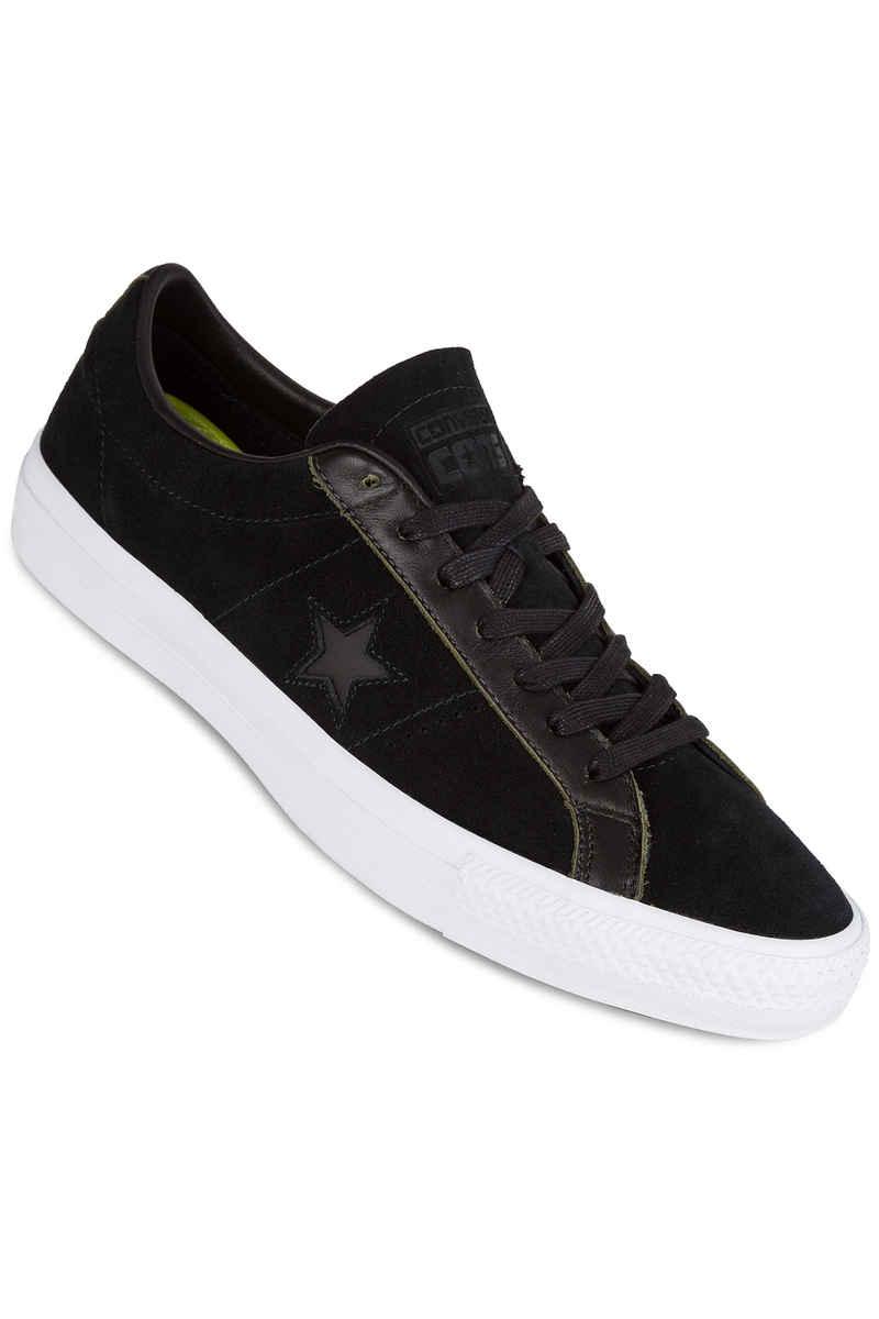 Converse ONE STAR - Zapatillas black/white 77iTZ0