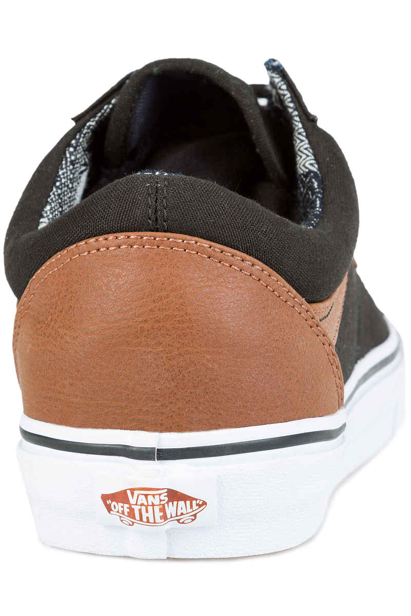 Vans Old Skool Zapatilla (black material mix)