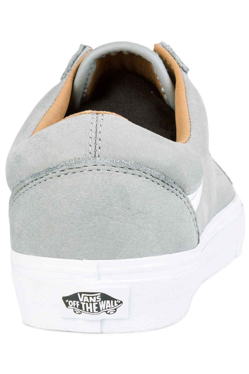Vans Old Skool Shoes (wild dove true white)