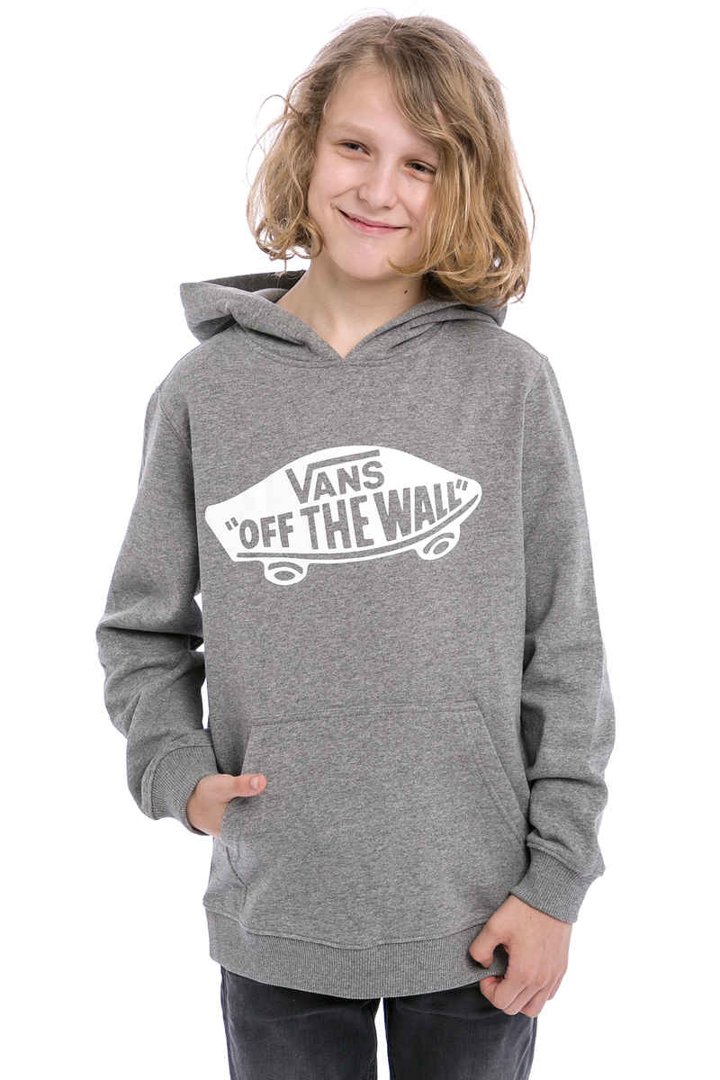 Vans OTW Hoodie kids (concrete heather white)