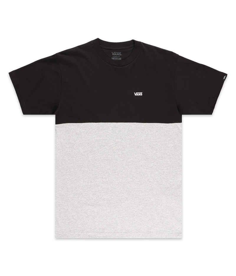 Vans Colorblock Camiseta (black athletic heather)