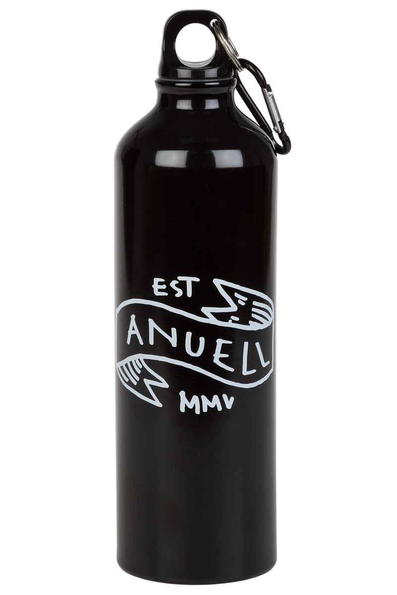 Anuell Henry Trinkflasche (black)