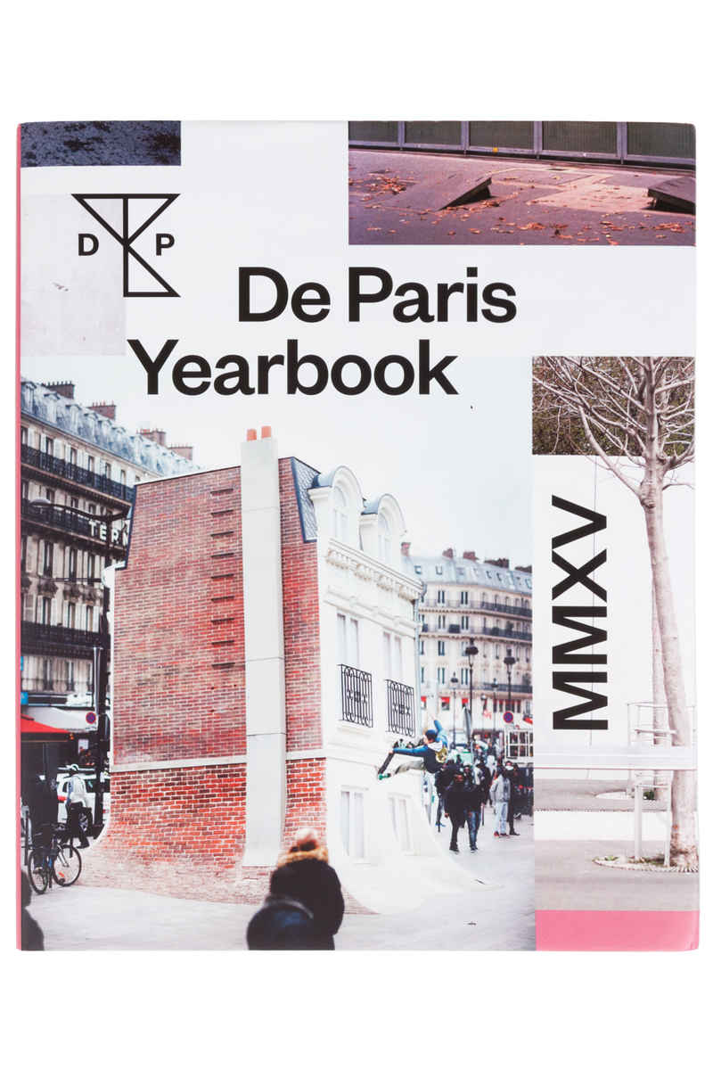 Buch div. De Paris Yearbook 2015 Book