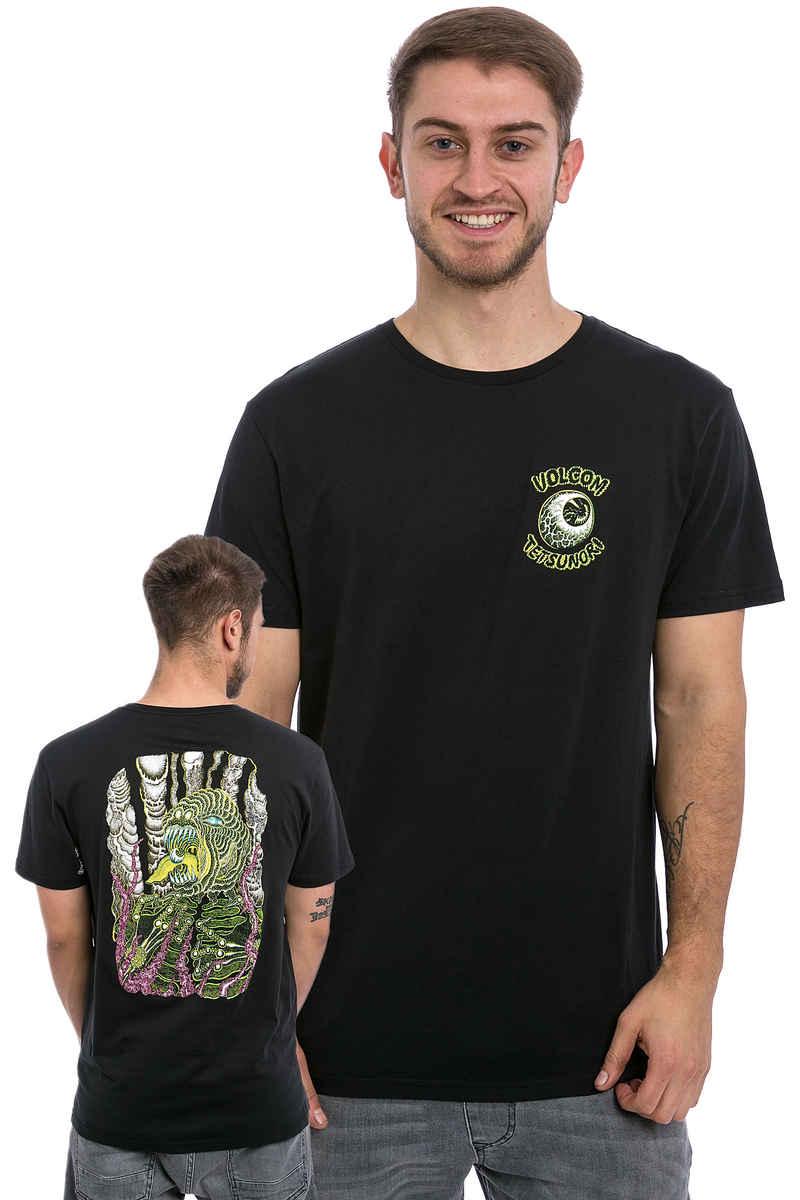 Volcom x Tetsunori Camiseta (black)