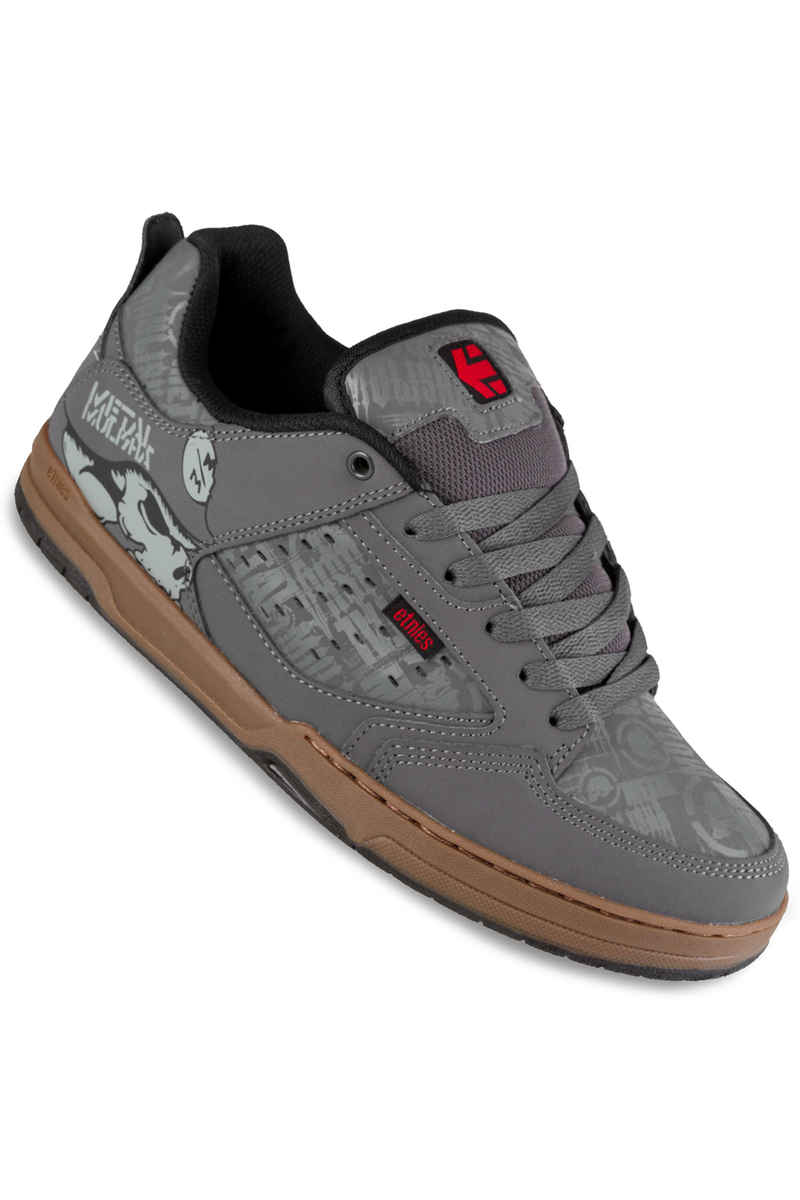 Etnies Metal Mulisha Cartel Schuh (grey gum)