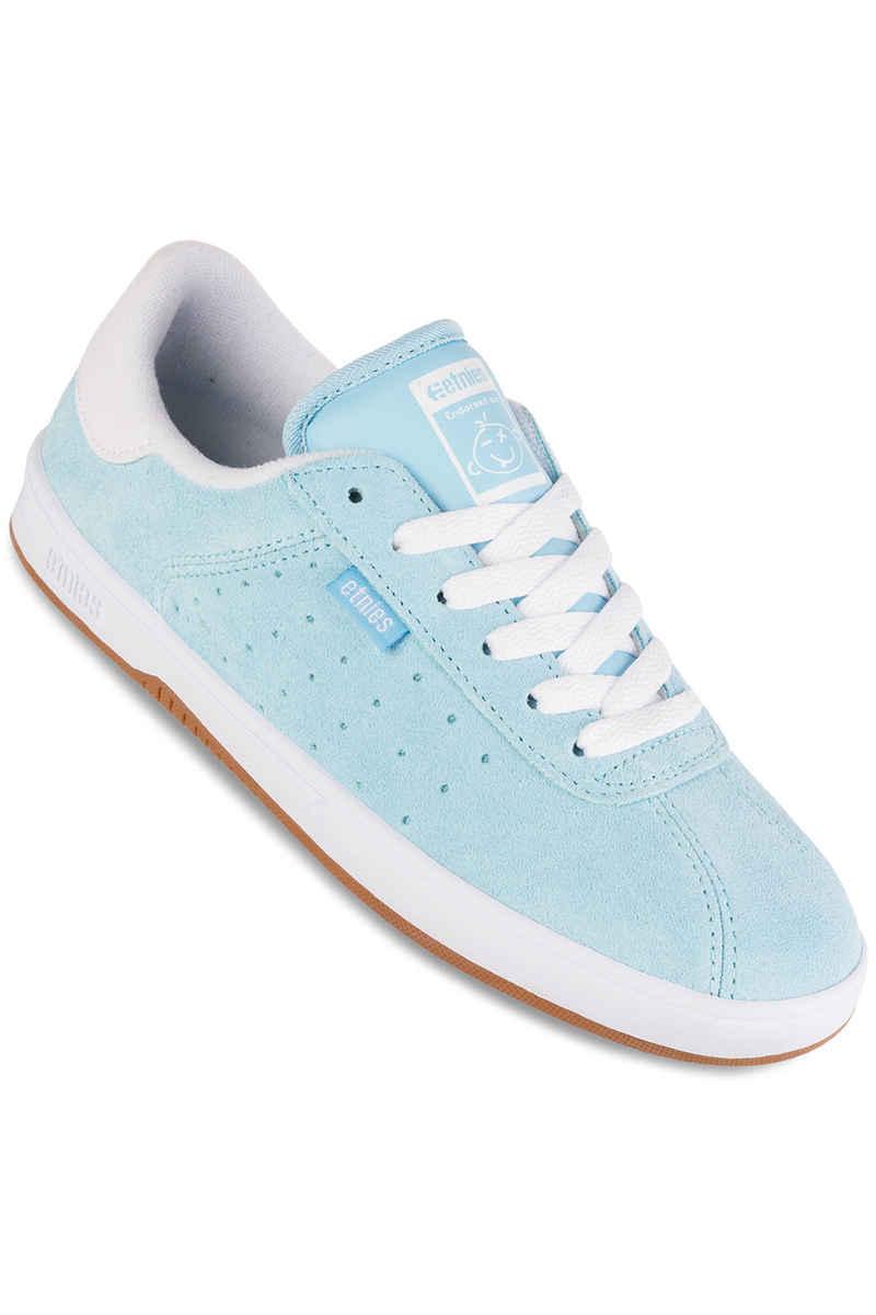 Etnies The Scam Shoes women (light blue)
