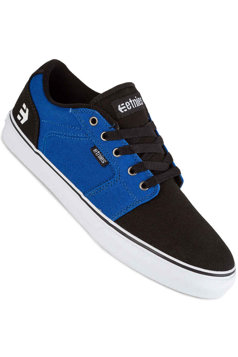 Etnies Barge LS Schoen (black blue white)