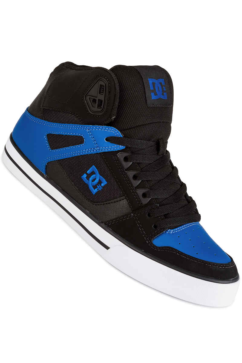 DC Spartan High WC Schuh (black blue white)