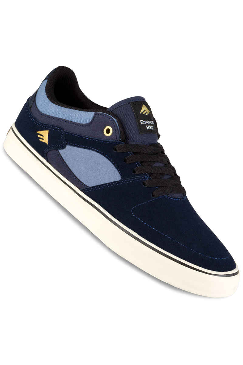 Emerica The HSU Low Vulc Shoes (navy blue)