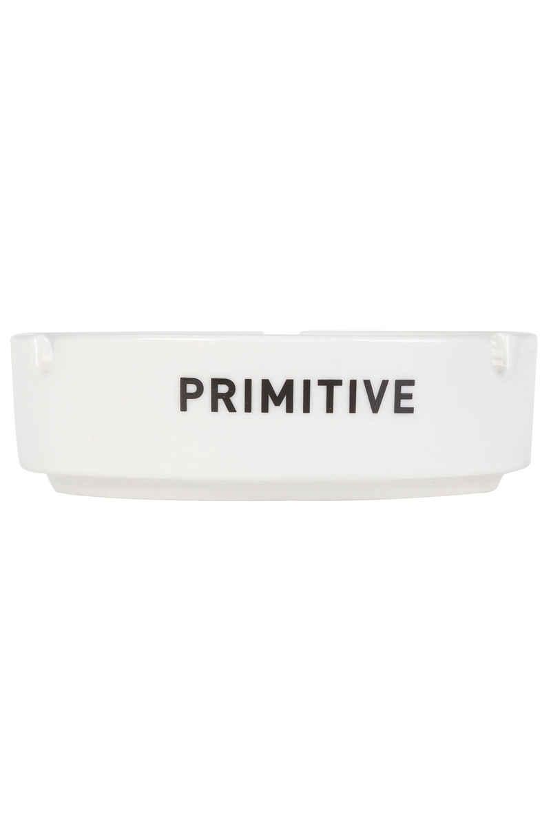 Primitive Party Train Ashtray (white)