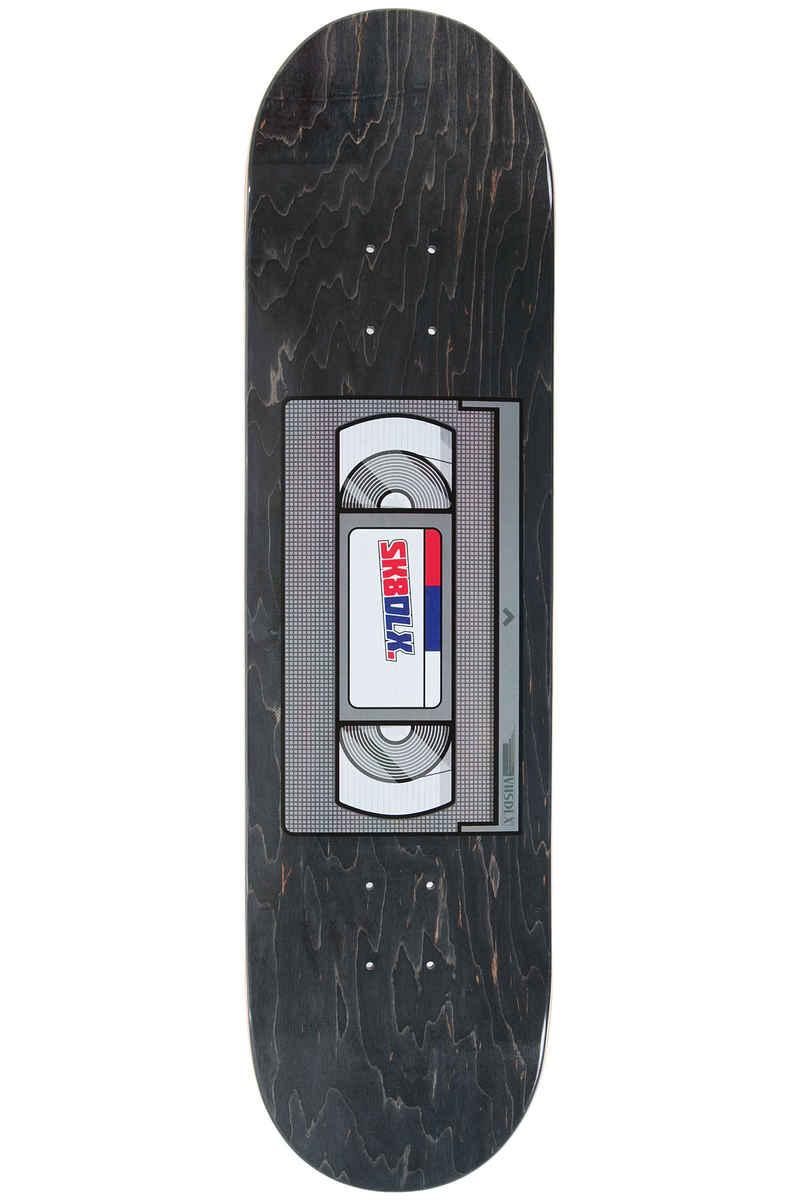 "SK8DLX Tape Series 8.25"" Deck (black)"