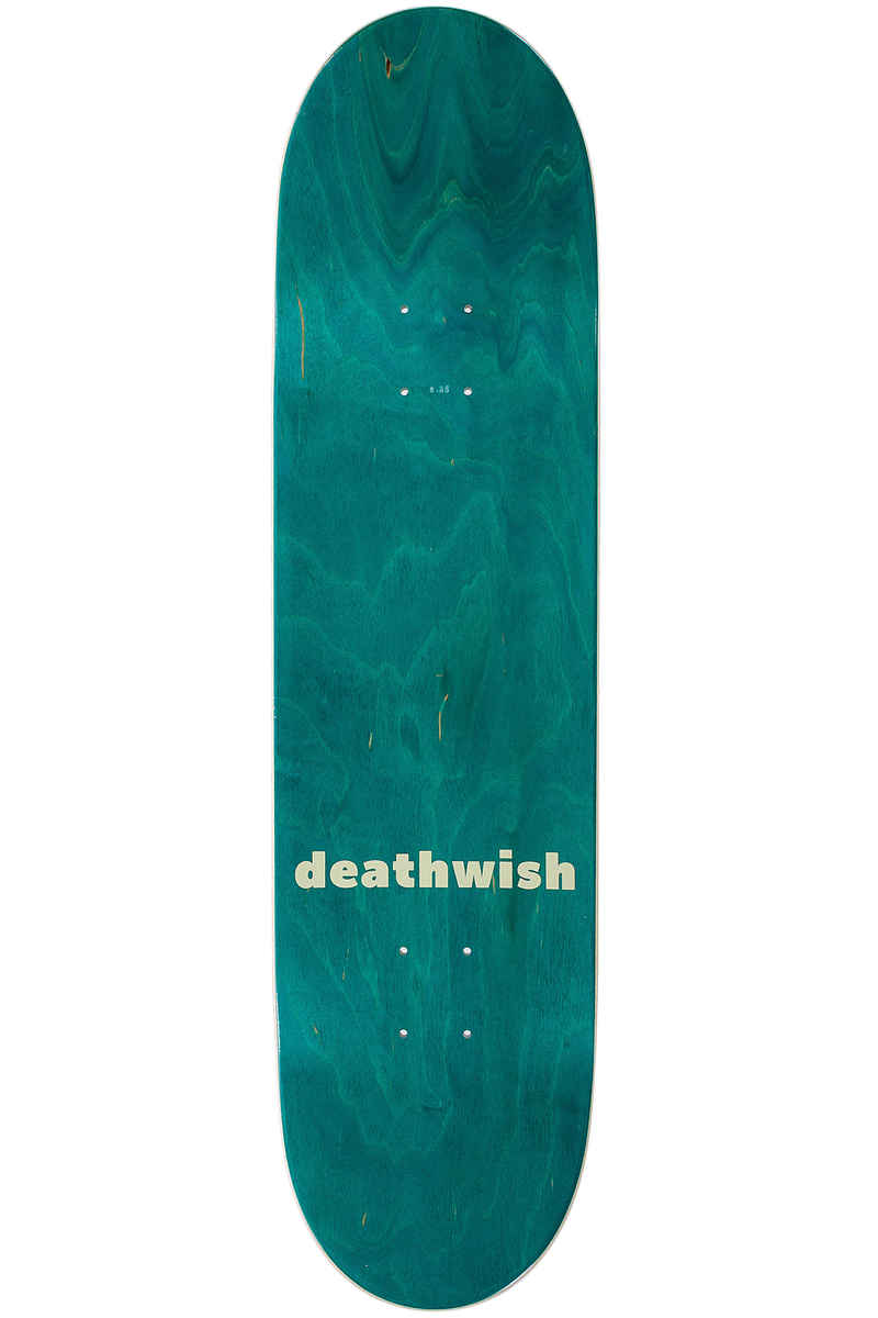 """Deathwish Greco The Blues 8.25"""" Deck (blue)"""