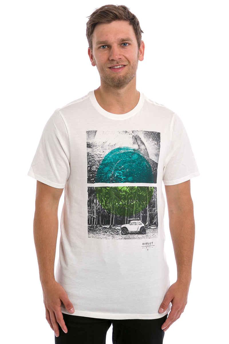 Hurley Fin Toss T-Shirt (sail)